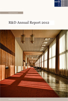 rnd_2012 R&D Report_cover